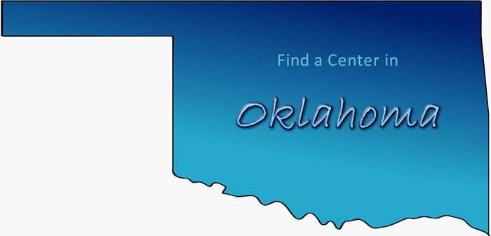 Find a center in Oklahoma